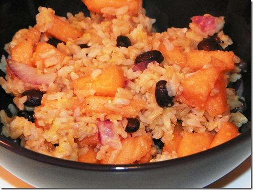canteloupe rice 001