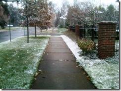 Snowcommute