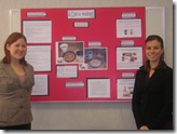 Dining Services Employee Wellness program update by Courtney and Heather
