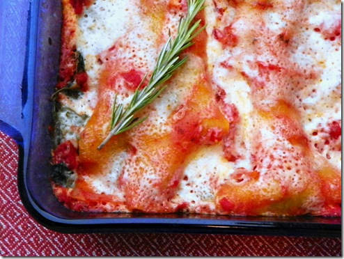 Vegetable Lasagna