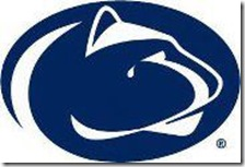 crying nittany lion