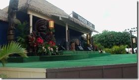 Paradise Cove Luau Stage