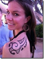Paradise Cove Luau Tattoo