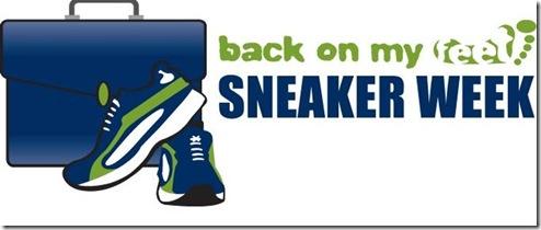 Sneaker Week Logo