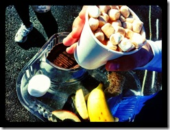 Hot Chocolate 15K Fondue and Drink