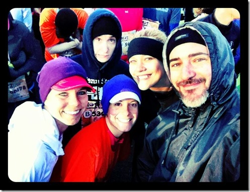 Hot Chocolate 15K Group Before