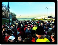 Hot Chocolate 15K twenty thousand runners