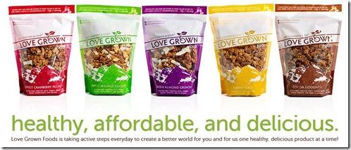 LGF healthy affordable delicious