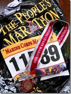 people's marathon MCM 2011