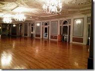 Stroga ballroom