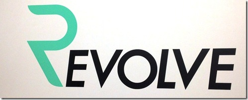 Revolve Sign