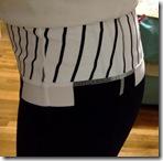 Stripe Run tights 1