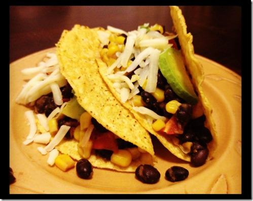 Ten minute tacos