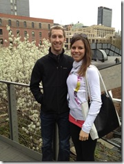 Chelsea highline NYC