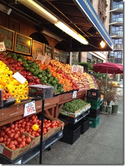 Farm stand NYC