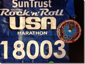 RnR USA 2012 Medal