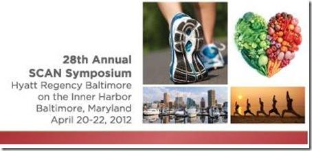 SCAN Symposium 2012