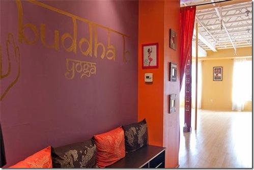 buddha b yoga studio