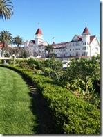 Hotel Del Coronado front