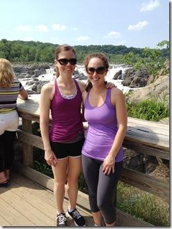 WCS Great Falls walk