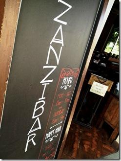 Zanzibar Cafe San Diego