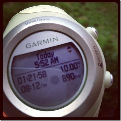 10 miles 6.7.12