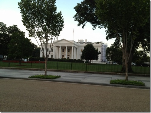 Sunrise White House
