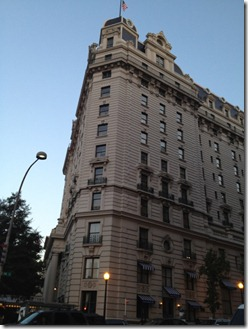 sunrise Willard hotel
