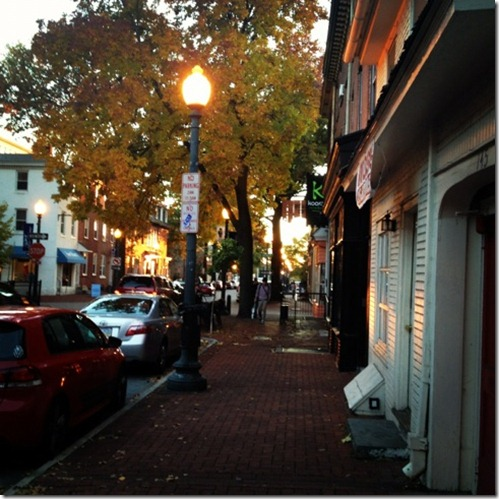 downtown West Chester
