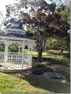manor gazebo