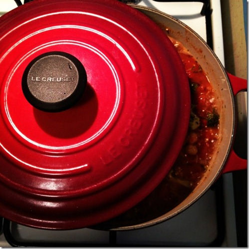 Le Creuset Cooking